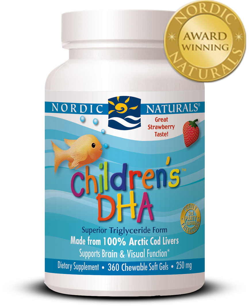 Nordic naturals children 39 s dha at best for Fish oil for bodybuilding