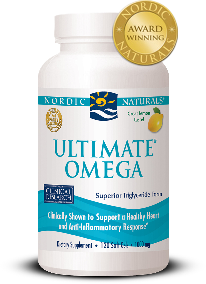 Ultimate Omega by Nordic Naturals - Bodybuilding.com
