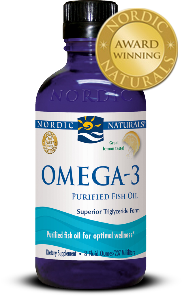 Omega 3 liquid by nordic naturals on sale at bodybuilding for Fish oil triglyceride form