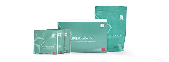 Nourish + Bloom Greens Vitality