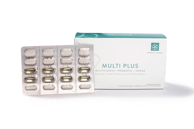 Nourish + Bloom Multi-Plus