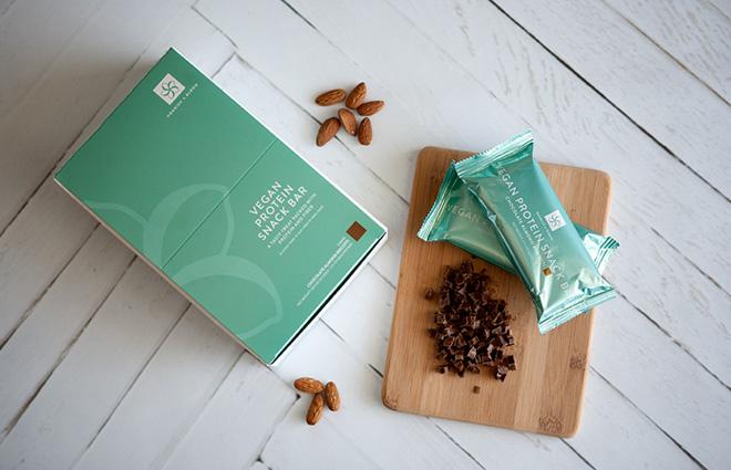 Nourish + Bloom Protein Snack Bars