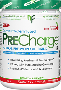PreCharge Bottle
