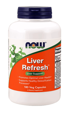 Liver Refresh Bottle