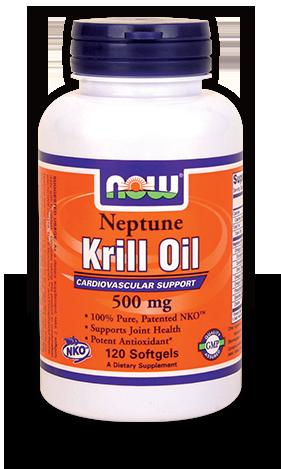 Krill oil prices
