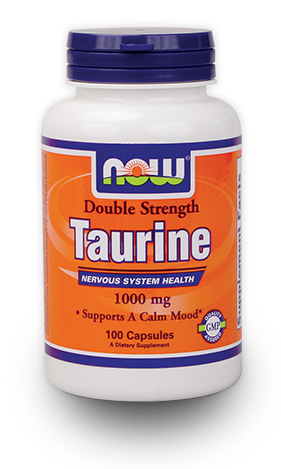 Natural source of taurine