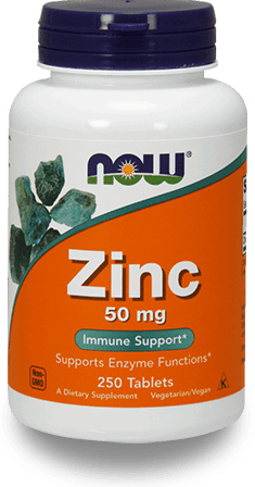 Now Zinc bottle