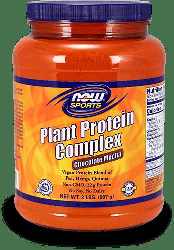 Now Plant Protein Tub
