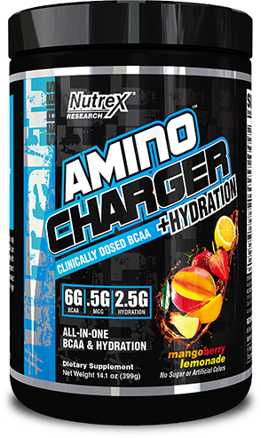 Amino Charger bottle