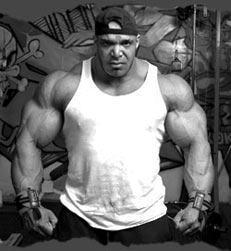 Zack Khan - Nutrex Athlete