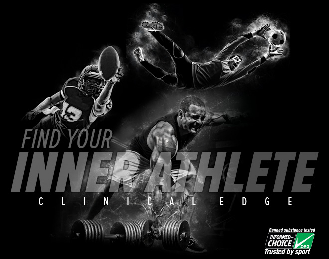 Find your inner athlete