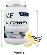 NutriWhey Bottle Image