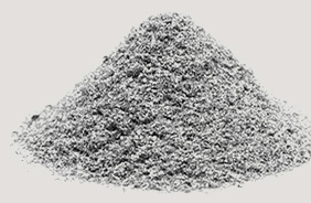 Image of ash pile