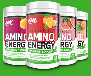 ON Essential Amino Energy bottle image