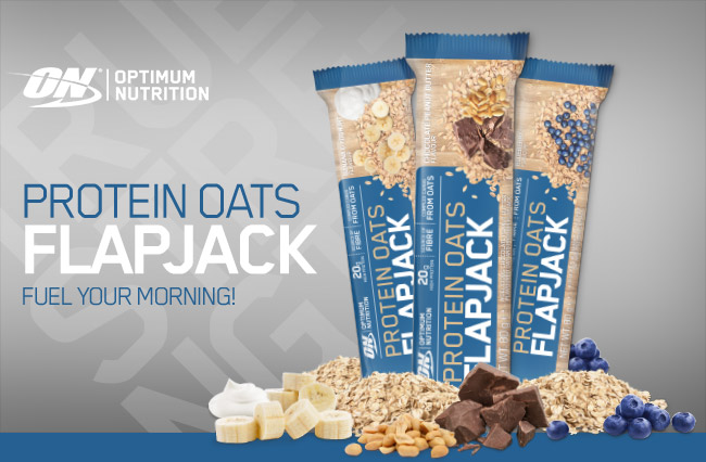Image result for PROTEIN OATS FLAPJACK