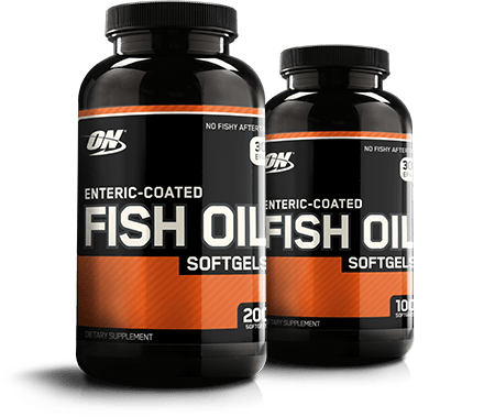 Optimum fish oil softgels at best prices for Top fish oil brands