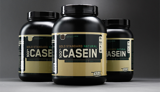Optimum Nutrition Gold Standard 100% Casein Natural Flavors