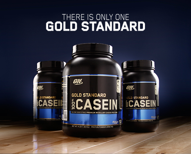 Gold Standard 100 Casein Optimum Nutrition