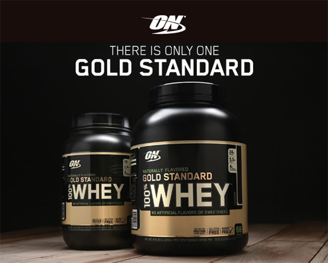142684f8d Optimum Gold Standard Natural 100% Whey at Bodybuilding.com  Best ...