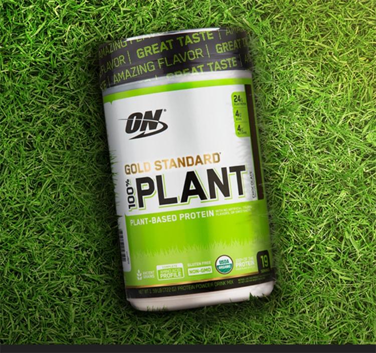 Optimum Nutrition Gold Standard 100% Plant Protein