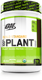 Gold Standard 100% Plant Protein