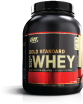 Optimum Nutrition Gold Standard 100% Whey.