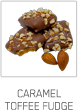 Caramel Toffee Fudge