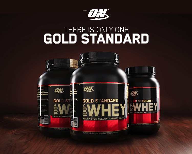 There is only one Gold Standard.