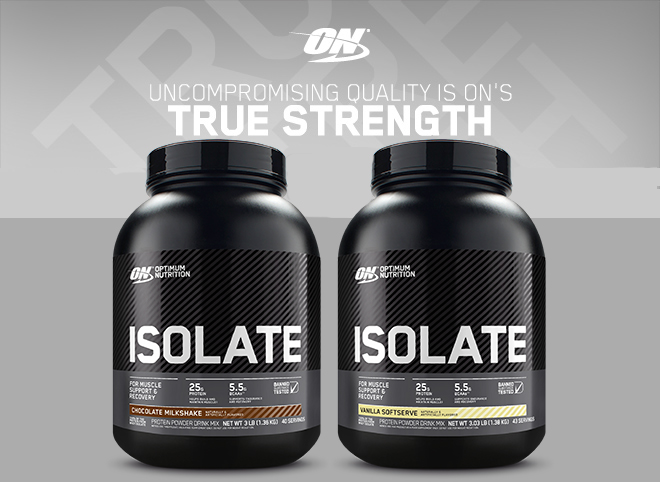Optimum Nutrition Isolate Bodybuilding Com