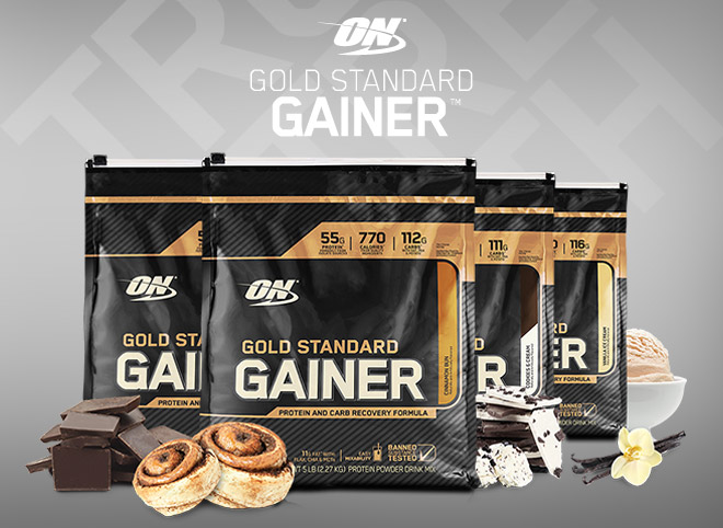 Optimum Nutrition Gold Standard Gainer Protein Carb Powder Bodybuilding Com