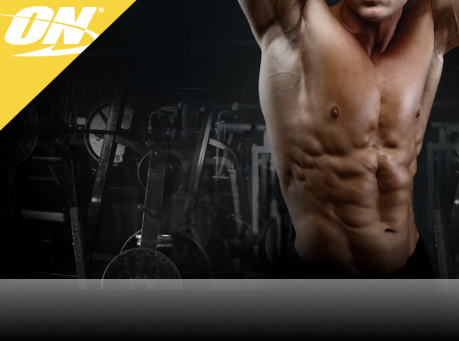 Optimum Nutrition header image