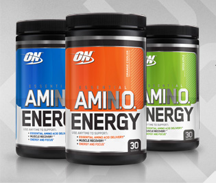 Amino Energy Bottle