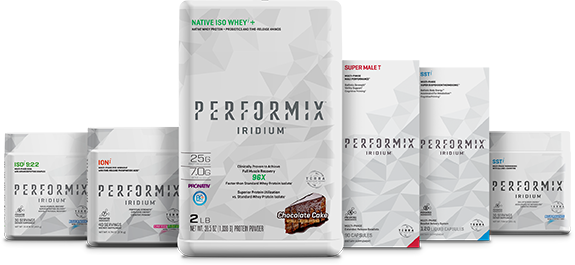 Performix Iridium SSTi, Iridium Series Super Male Ti, IONi