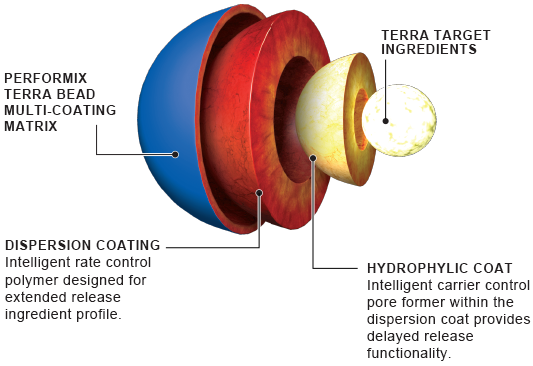 Graphic of multi-phase terra technology