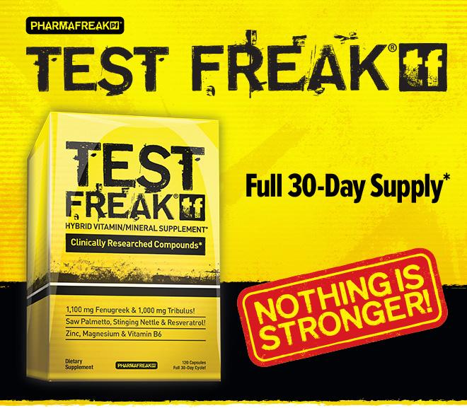PharmaFreak TEST FREAK at Bodybuilding com: Best Prices for TEST FREAK