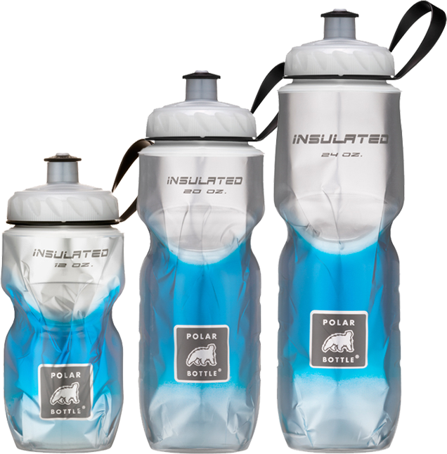 Sport Insulated Water Bottle By Polar Bottle At