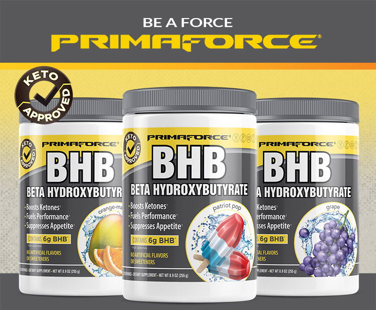 Be a Force. Primaforce BHB.