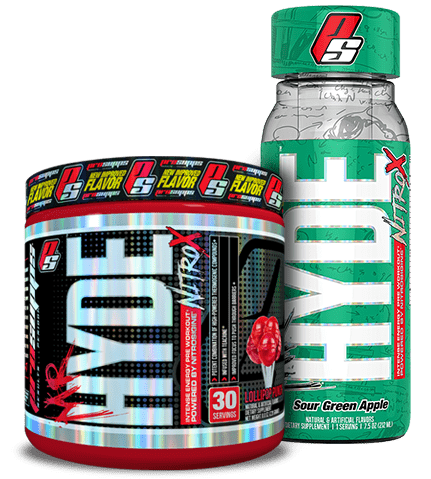 Mr.Hyde Nitro XTM is way more than just another pre-workout.