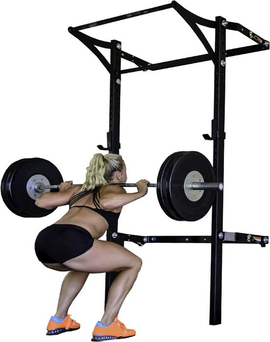 Prx performance 2x3 profile rack with kipping bar at for Prx performance