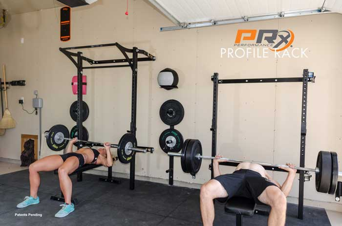 PRx Performance 2x3 Profile Squat Rack at
