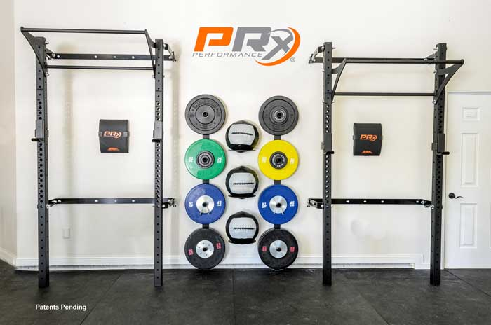 Prx performance 3x3 profile rack pro with kipping bar at for Prx performance