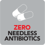 Zero Needless Antiobiotics