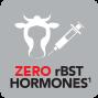 ZERO rBST Hormones