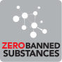 Zero Banned Substances