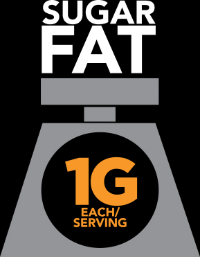 1g Sugar Fat Per Serving.