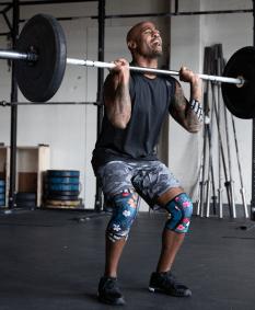 f0c259b1d2 RockTape Assassins Knee Sleeves at Bodybuilding.com - Best Prices on ...
