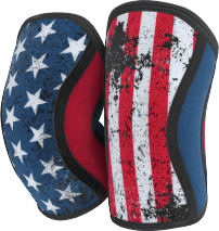 Old Glory Knee Sleeves