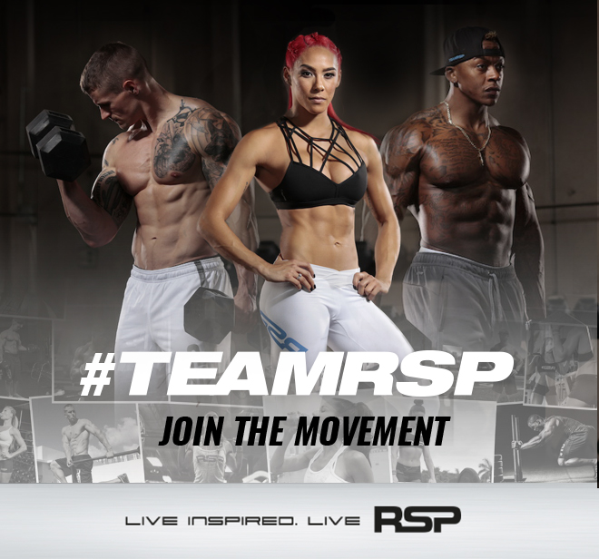 TeamRSP. Join The Movement.