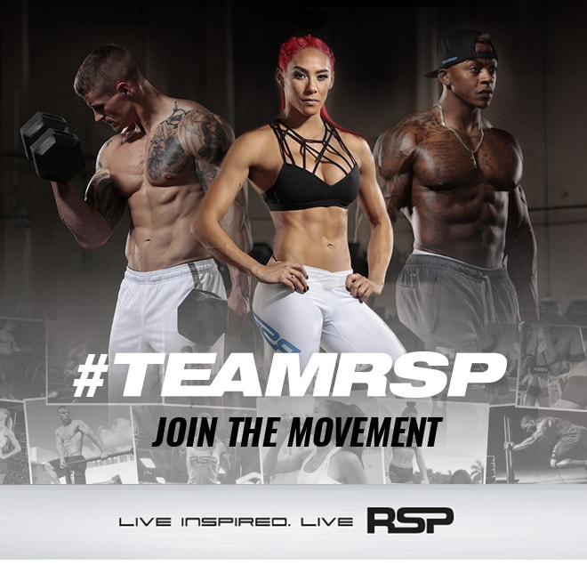 TeamRSP Join The Movement. Live Inspired. Live RSP.