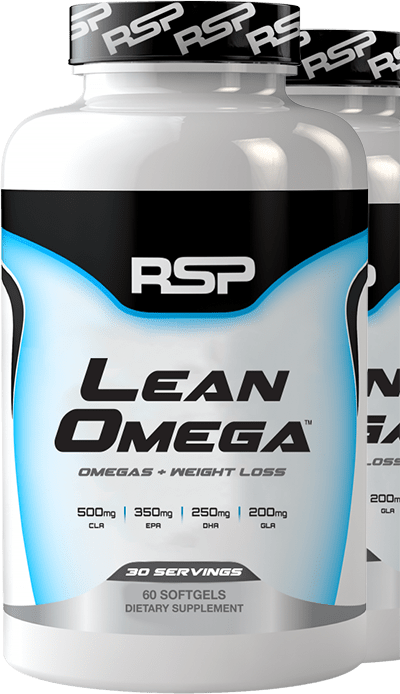 RSP CLA 120 servings bottle